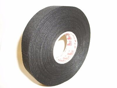 """Scapa 1810 Wire Harness Cloth Tape, High Temp 300F 3/4"""" X 30M, Friction Water Fs"""