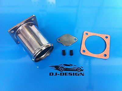 Land Rover Disco 2 TD5 EGR Removal Blanking Kit Mild Steel Zinc and Clear New