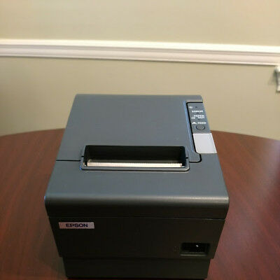 Epson TM-T88IV Thermal Receipt Printer and PS-180 Power Supply