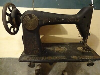 singer treadle sewing machine parts or repair