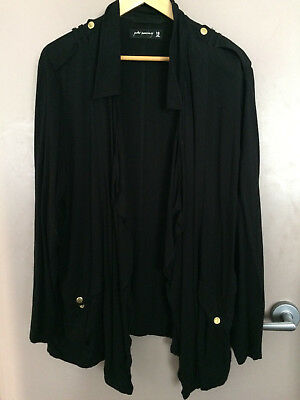 Pre Owned – Women's Casual Black Jacket - Size 18