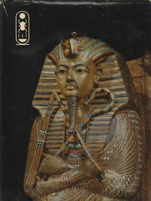 CHRISTIANE DESROCHES-NOBLECOURT Tutankhamen - Life and Death Of A Pharaoh 1963 H