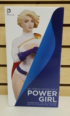DC Comics Cover Girls Power Girl Limited Edition Statue - DC Collectibles NEW