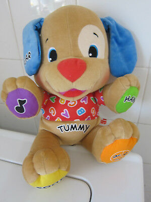 Fisher Price Laugh & Learn Puppy - Singing / Interactive Learning Toy