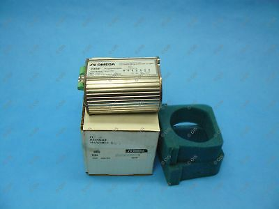 Omega TX64 Programmable Temperature Transmitter Thermocouple/RTD 2 Wire 4-20mA