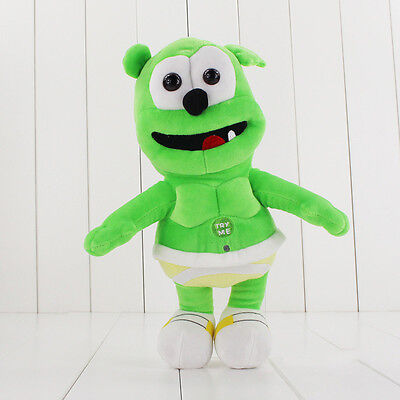New Gummy Bear Musical Plush Soft Toy Gummibar Gummybear-Hight Quality Gifts