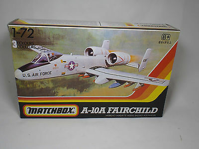 Matchbox PK-121 1/72 US  Fairchild A-10A attack airplane
