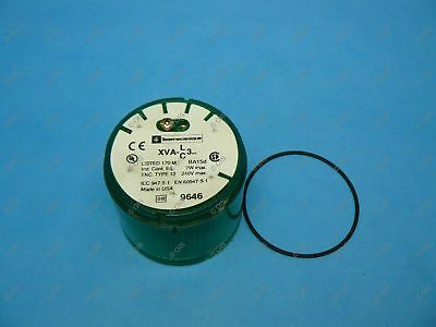 Telemecanique XVA-C331 Stack Light Module Green 240V Max No/lamp XVA-LC3
