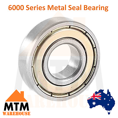 Ball Bearing Metal Shields 6000-2Z, 6001-2Z, 6002-2Z, 6003-2Z