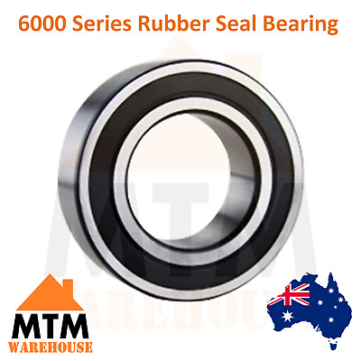Ball Bearing Rubber Seals 6000-2RS, 6001-2RS, 6002-2RS, 6003-2RS