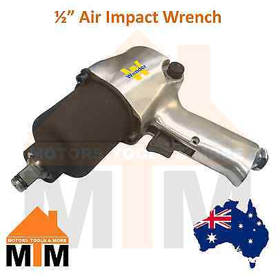 """1/2"""" Air Impact Wrench 680N.m Twin Hammer Pneumatic Professional Workshop Trade"""