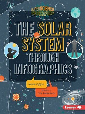 The Solar System Through Infographics by Nadia Higgins 9781467715942