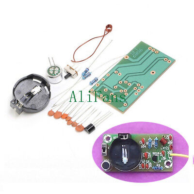 FM Frequency Modulation Wireless Microphone Module DIY Kit For Teaching Suite