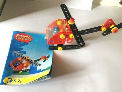 Rare Meccano Junior 5703 Set