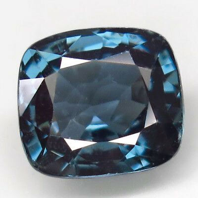 2.43ct.Fabulous Gem! 100%Natural Neon Blue Spinel Unheated AA Rare Nr!