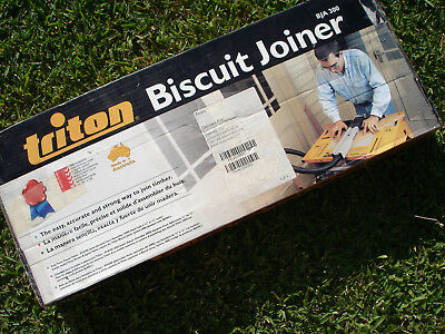 Triton  Bja-300 Biscuit Joiner Brand New - Last One