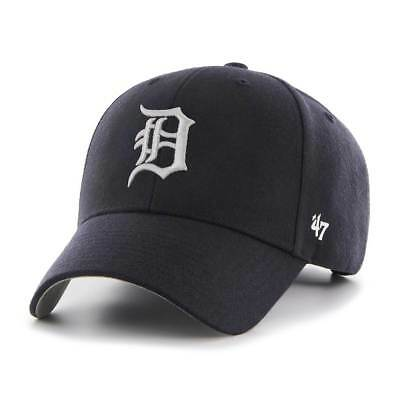 '47 Brand Detroit Tigers MVP Adjustable MLB Cap Navy