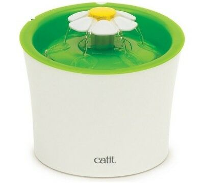 Catit Flower Cat's Drinking Fountain Crystal Formation That Can Lead To Urinary