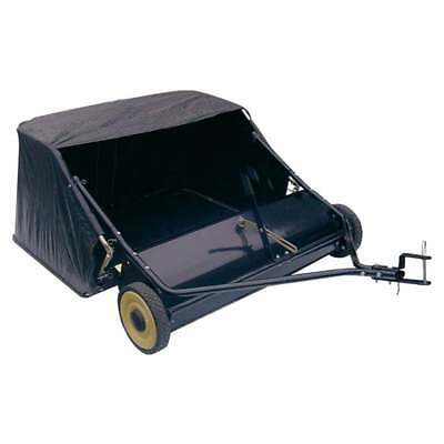 Towed Lawn Leaf Sweeper Collector 96cm 38 Inch Wide 339 Litre Collection Bag