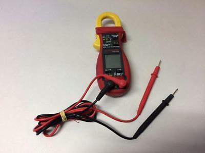 Amprobe Acd-45Pq 600A Power Quality Clamp Meter With True-Rms W/ Probes