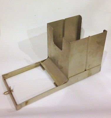 Hollymatic Super 54 Patty Machine Paper Feed Basket Tray
