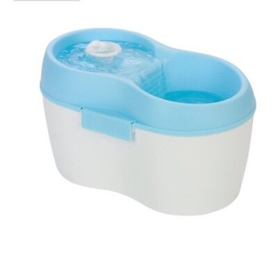 Cat Fresh Water Drinking Fountain, Multi Level for all Kinds of Cats.