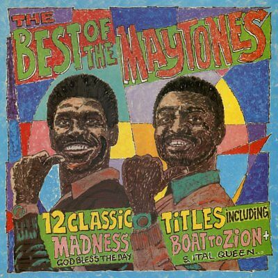 The Maytones - The Best of the Maytones (2017)  CD  NEW/SEALED  SPEEDYPOST