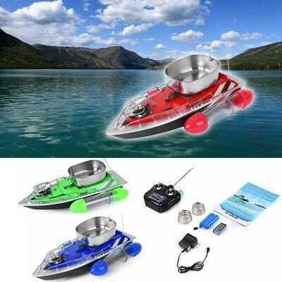 Wireless Remote Control RC Fishing Radio Bait Boat Fish Finder Nest Lure Boat