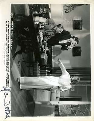 Marlene Dietrich The Lady Is Willing Jsa Coa Autograph 8X10 Hand Signed Photo