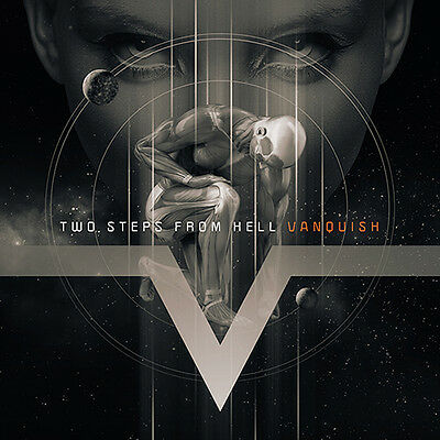 Vanquish by Two Steps From Hell (CD-2016)  NEW-Free Shipping