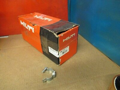 """(100) Hilti Stand-Off Clamp X-Emtsc 3/4"""" Mx 228339 Lot Of 100 New In Box"""