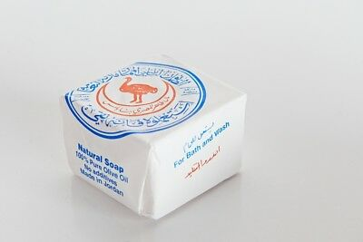 Soap Nabulsi is a kind of soap known for the city of Nablus, Palestine, manufact