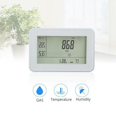Professional Meter Carbon Dioxide Monitor CO2 Detector Data Logger Meter