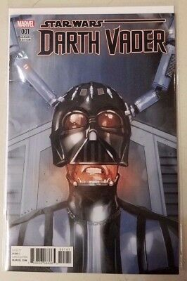 Star Wars Darth Vader #1 Noto Variant Marvel 2017 VF-NM