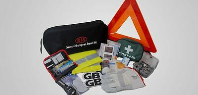Genuine Kia Sportage 2016> European Roadside Safety Kit - AC09207007