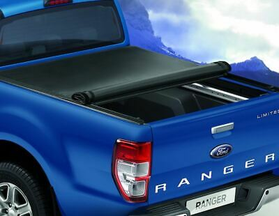Ford Ranger 2016> Mountain Top Tonneau cover soft  single cab with sports bar