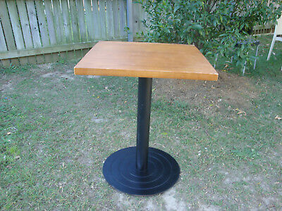 6 cafe tables, price per each