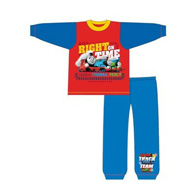 Thomas The Tank Engine Pyjamas. Ages 18-24 Months to 4-5 Years