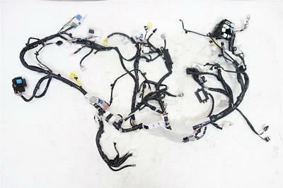 15 Toyota Highlander LE PLUS Instrument dash dashboard harness wires 82141-0E670