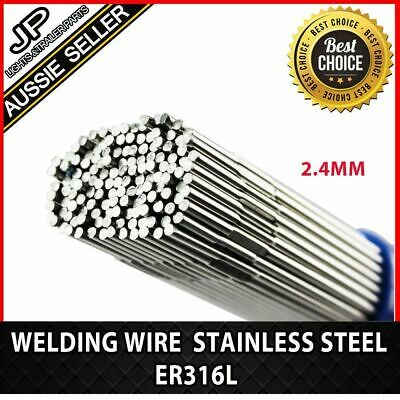 2.4mm PREMIUM Stainless Steel  Filler Rods 5kg -ER316L- Welding Wire