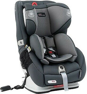 Britax Safe n Sound Millenia Convertible Car Seat SICT ISOFIX - Pebble Grey