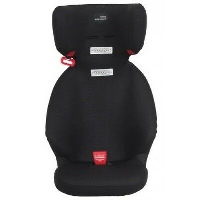 Britax Safe n Sound Tourer Booster Seat - Buff Black