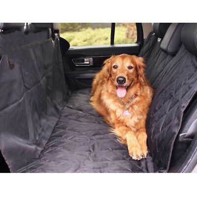 Luxury Pet Dog Seat Cover For Car Waterproof Back Seat Non-Slip Protector Travel