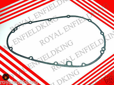 Brand New Royal Enfield Clutch Cover Gasket  Uc 14 Holes