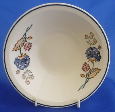 """A Boots 'camargue' 6½"""" Cereal Bowl"""
