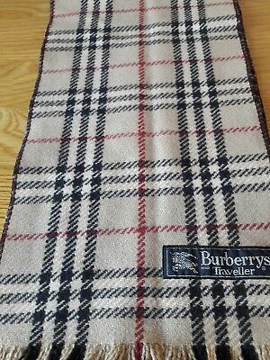 Burberry Traveller Scarf