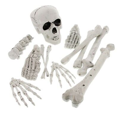 Halloween prop pile of intestines cad picclick ca for Bag of bones halloween decoration