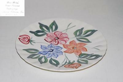 6 Blue RIdge Southern Potteries CHAMPAGNE PINKS Dinner Plate Plates 8.5 Inch