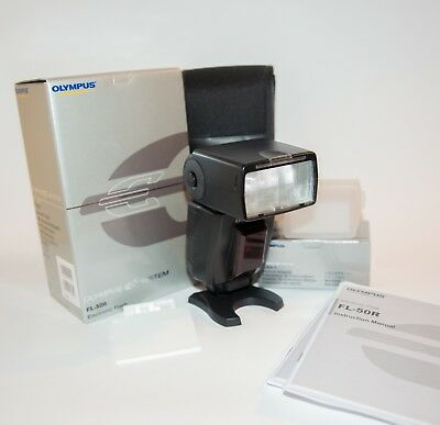 Olympus Electronic Flash FL-50R-Used