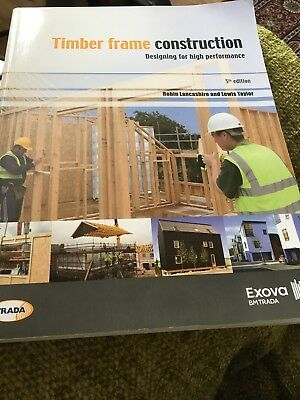Timber Frame Construction 5th Edition Book